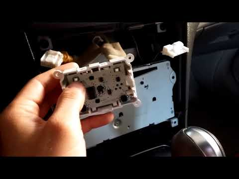 Infiniti G37 Analog Clock LED Light Repair Part 1