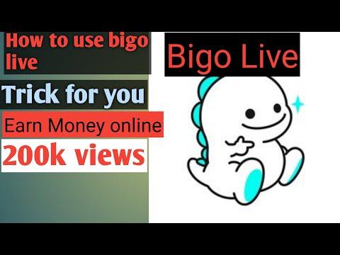 How to use bigo live app
