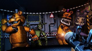 - FNAF SFM FNAF 6 Ultimate Custom Night Cheating Counter Jumpscares All Animatronics