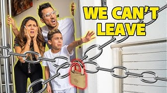 WE CAN'T LEAVE OUR HOME! **STUCK INSIDE** 💔 | The Royalty Family
