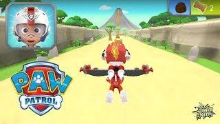 PAW Patrol Air and Sea Adventures HD | Play w/ MARSHALL, VOLCANO ISLAND! By Nickelodeon