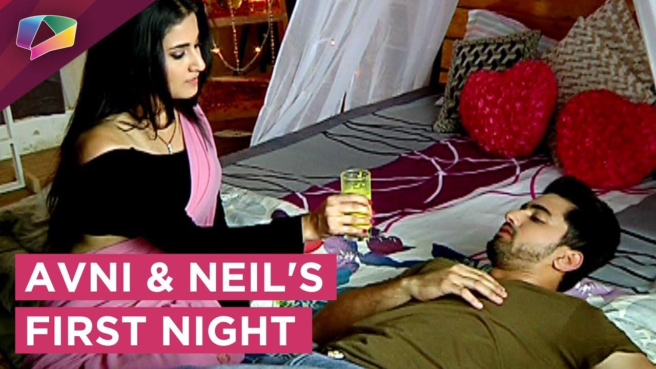 Avni And Neil's First Night | Avni's Plan FAILS? | Naamkaran | Star Plus