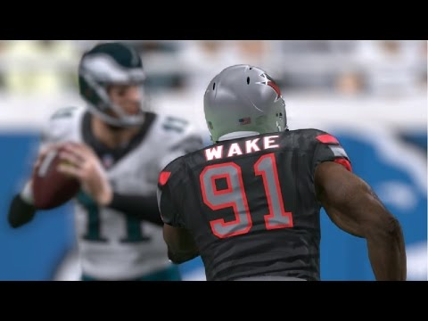 Team of The Week Cameron Wake | Mini-Review | Madden 17 Ultimate Team Gameplay