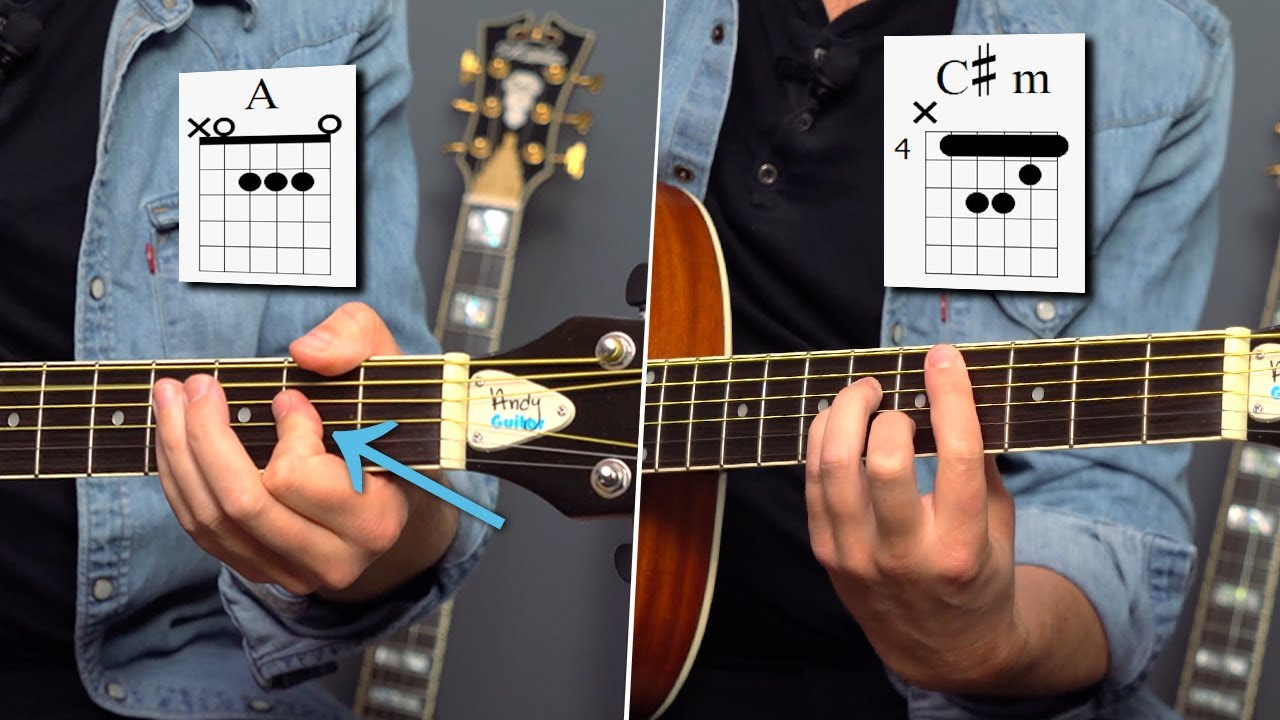 "Awesome Barre Chord Workout - Learn ""In The Morning"" by The Coral!"