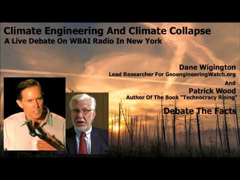 Climate Engineering And Climate Collapse, A Live Debate On W