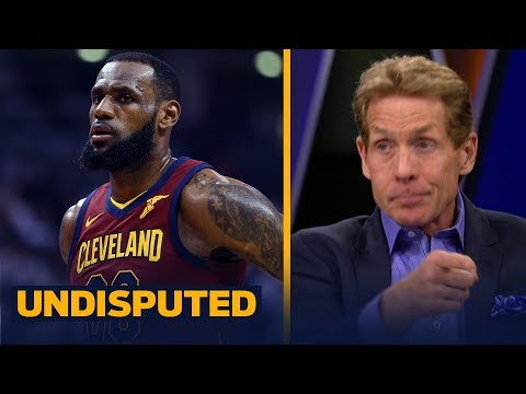Skip and Shannon on what's at stake for LeBron's Legacy in the 2018 NBA Finals | NBA | UNDISPUTED