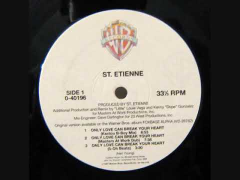 St Etienne   Only Love Can Break Your Heart Masters At Work Dub 480p 30fps H264 128kbit AAC