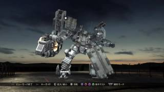 Armored Core Verdict Day - ALL OW Demonstration