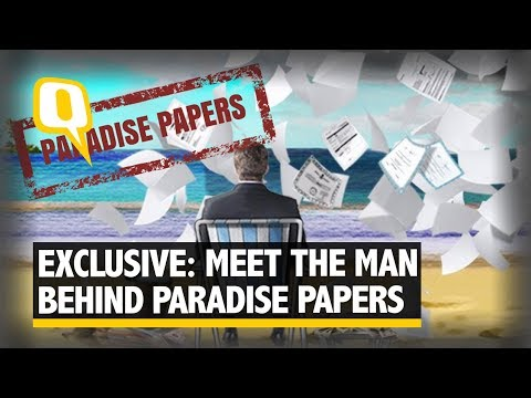 Exclusive | Meet the Editor-in-Chief Behind Panama, Paradise Papers | The Quint