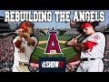MLB 17 THE SHOW FRANCHISE: REBUILDING THE LA ANGELS