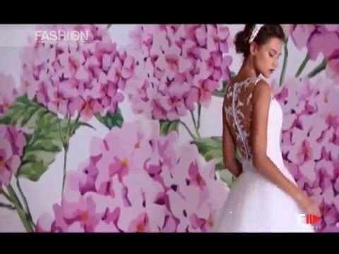GEORGES HOBEIKA Bridal Summer 2017 by Fashion Channel