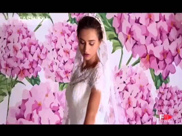 GEORGES HOBEIKA Bridal Summer 2017 by Fashion Channel