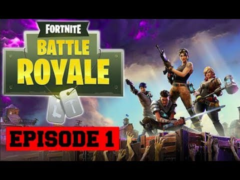 FORTNITE Mobile - Episode 1