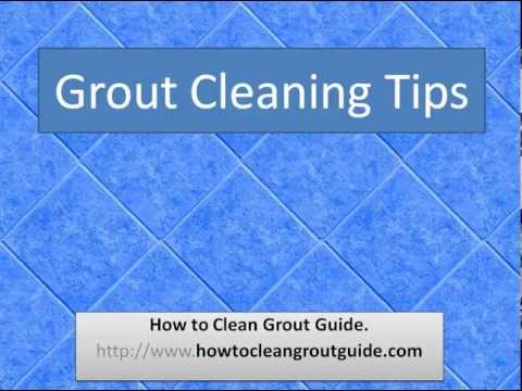 how-to-clean-grout-with-household-items