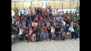 bazam e sathi tarana hum roshan roshan suraj.... summer camp 2012