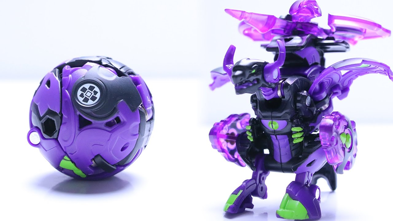 NEW EENOCH ULTRA with BAKU GEAR | Bakugan Armored Alliance