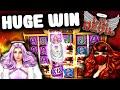 HUGE WIN on Lil' Devil (€10 Heartstopper Bonus)