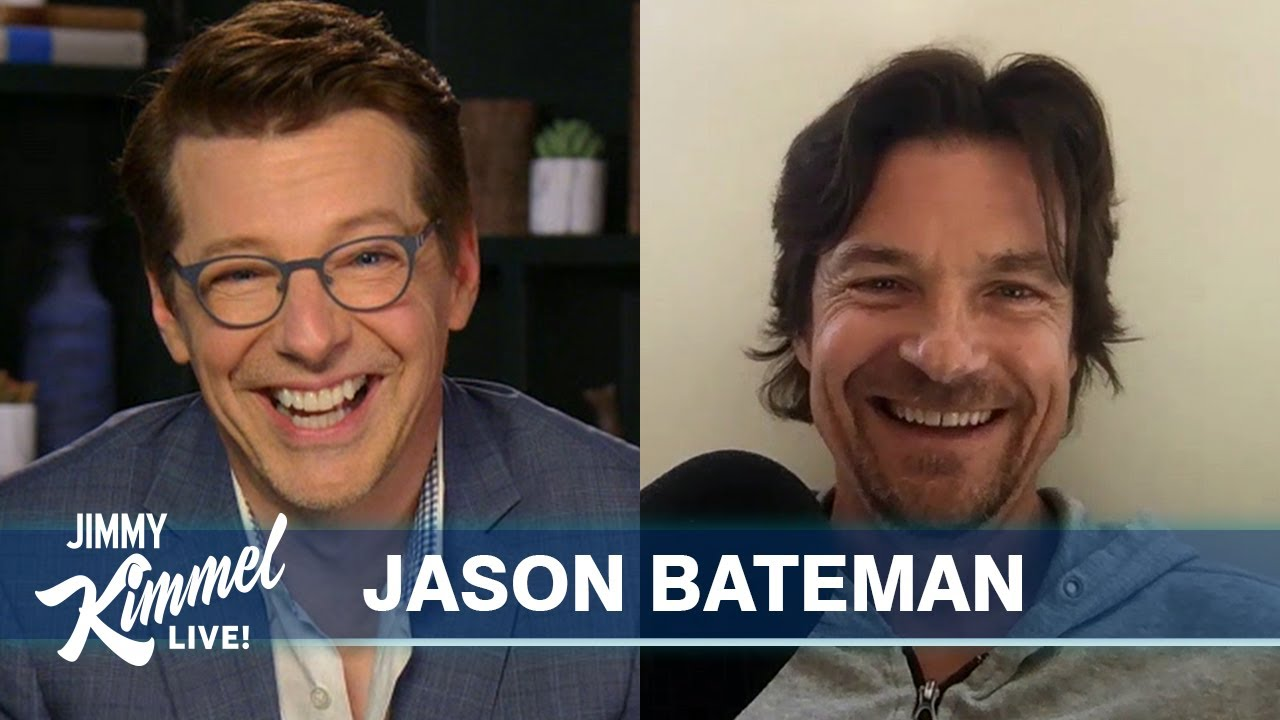 Guest Host Sean Hayes Interviews Jason Bateman – Friendship & Working with Will Arnett