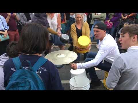The Bucket Boy (Matthew Pretty)  Amazing Drumming Show  Edinburgh Fringe Festival 2019
