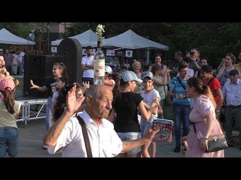 Paraton (Utel-khmelu:), Anspaseli Pari Katarum:),Yerevan,15.06.19, Sa, Video-2.