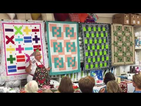 Christmas in July Quick & Easy Quilts!