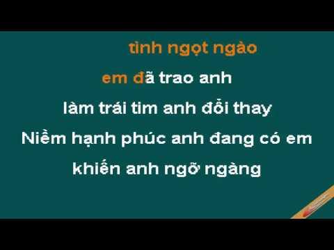Dem Trang Tinh Yeu Karaoke Gmc Caocuongpro