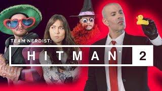Team Nerdist: Hitman