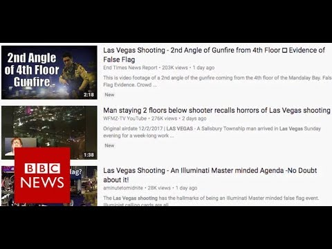 Image of: Shooting Videos On Youtube Call Las Vegas Shooting hoax Bbc News Youtube Videos On Youtube Call Las Vegas Shooting hoax Bbc News Youtube