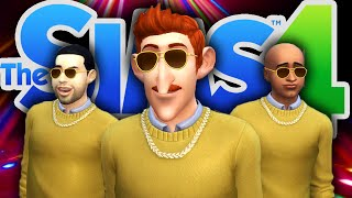 NIGEL'S GANG! - The Sims 4: Get Together - #16 - (Sims 4 Funny Moments)