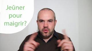 Jour 4 - Jeûner pour maigrir?
