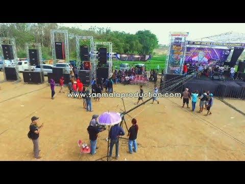 Cek Sound Hari Jadi Kovika Mojogedang & Parade Sound Dengan Drone