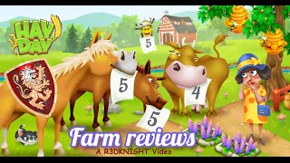 Hay Day - Level 68 Farm Review - Dingle - Score 4