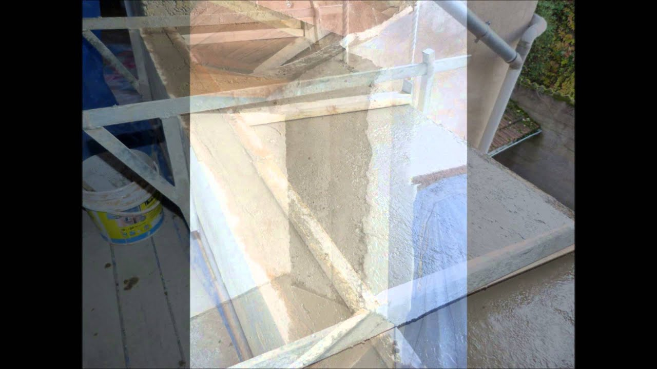 Verriere Angle Velux Creation D 39une Verriere D 39angle Youtube