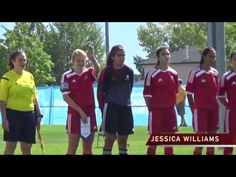 Jessica Williams Highlight Video