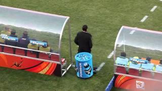 Italia - Slovakia - Buffon tendue.MOV