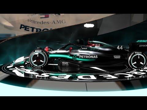 2022 Mercedes-AMG F1 W13 concept