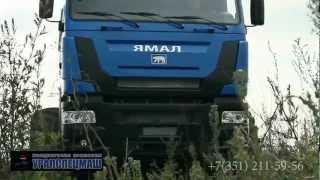 Вездеходы ЯМАЛ 6x6(Вездеходы ЯМАЛ 6x6 производство ООО ХК