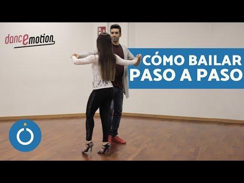 Cómo BAILAR PASO A PASO - Bailar En PAREJA Pegados