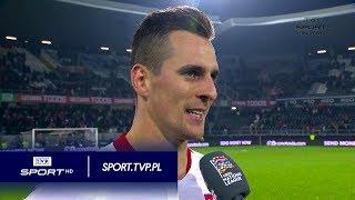 Polska - Portugalia 1:1. Gol Arkadiusza Milika.