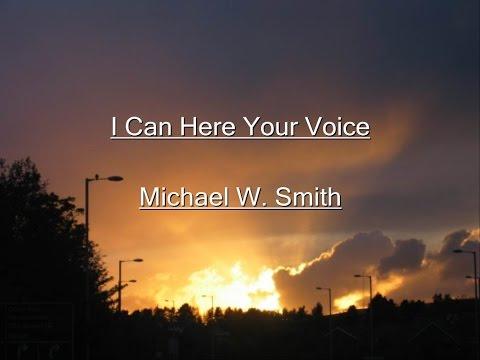 I Can Hear Your Voice Lyrics Video