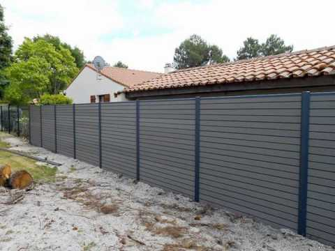 Attach Fence To Concrete Slab Youtube