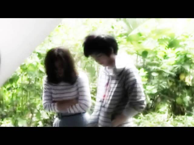 Tina and Aom - Sweet and cute moments