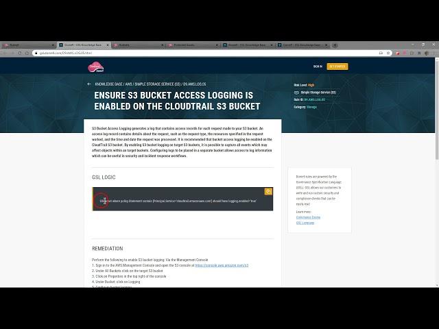 CloudGuard CSPM Posture Management Introduction