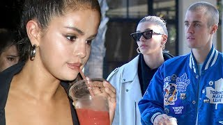 Selena Gomez RUINING Justin Bieber & Hailey Baldwin's MARRIAGE!