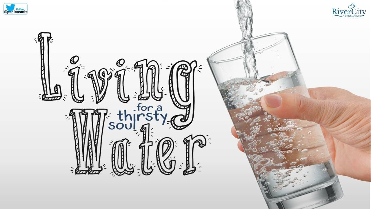 Sermon, Nico Smit, Living Water for a Thirsty Soul
