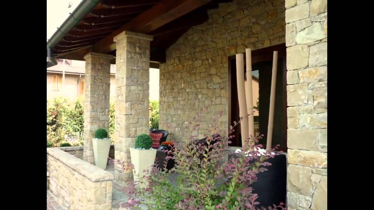 Pietre per rivestimenti esterni artigianipietracredaro youtube - Pietre da esterno per rivestimento ...