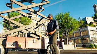 Watch Dogs 2 PC Graphics Features Trailer (PC Gameplay Trailer)