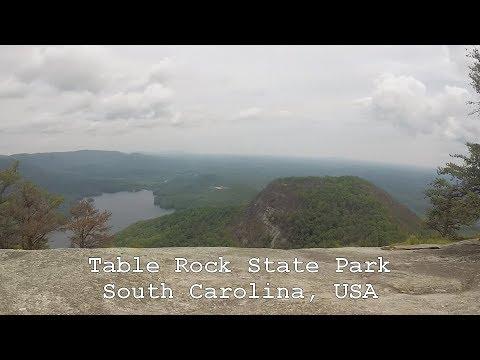 Hiking Table Rock Mountain