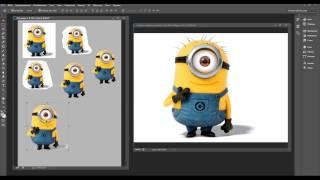 Урок 2 / Уроки фотошопа бесплатно / фотошоп для начинающих / Photoshop / фотошоп с нуля
