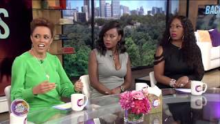 Sister Circle Live | African Ancestry.com reveals which tribe each host comes from